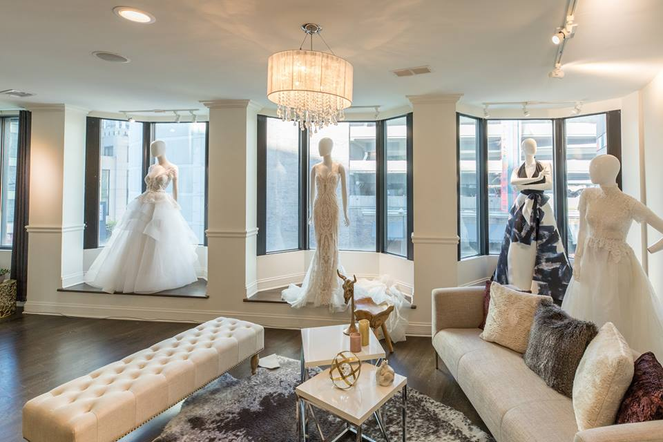 Dimitras Bridal Couture: 1009 N Rush St, Chicago, IL 60611