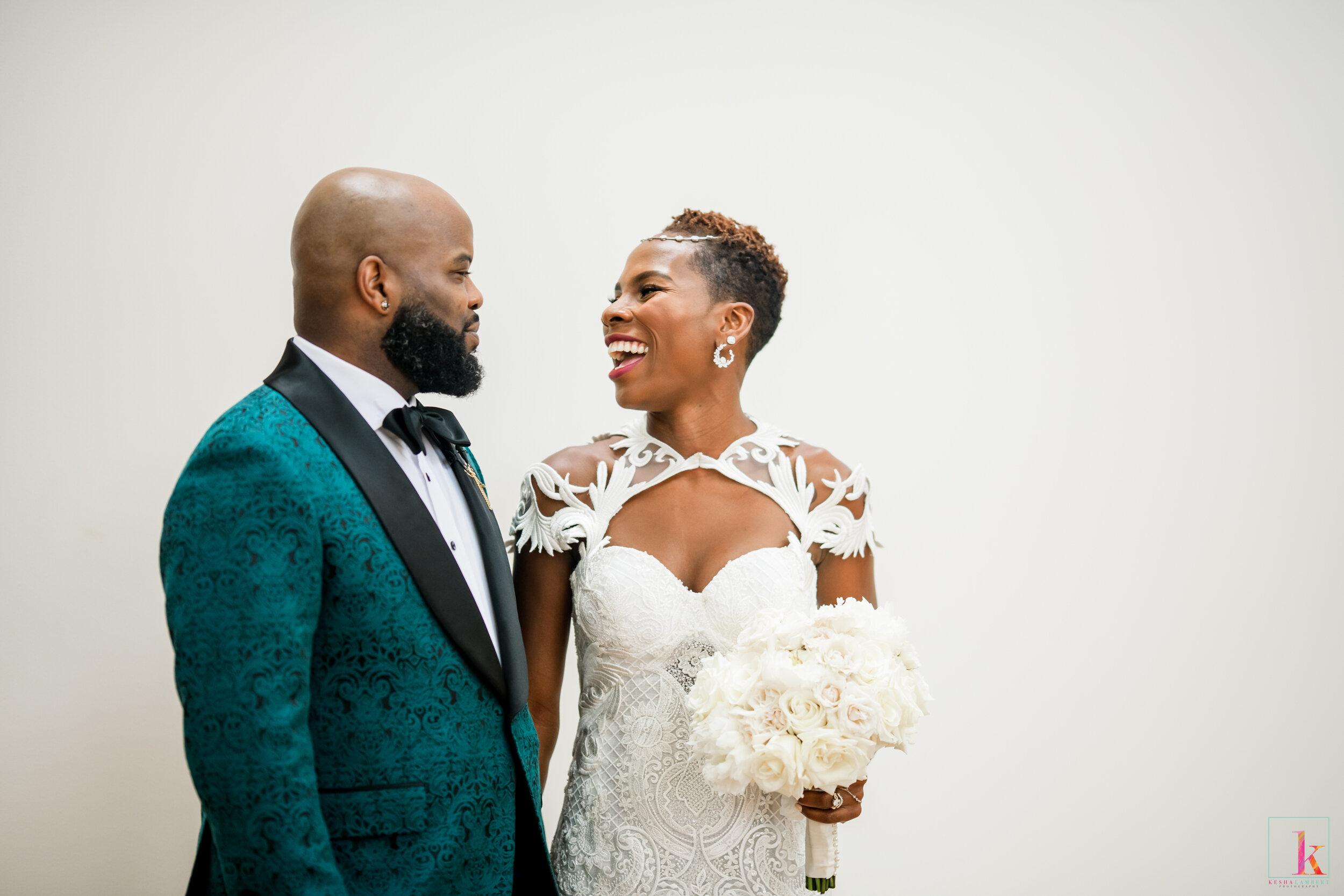 Luvvie Ajayi and Carnell Jones Wedding Celebration