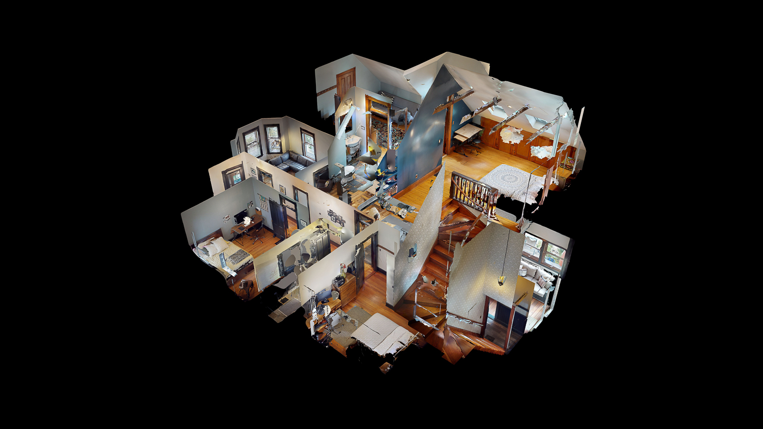 Matterport 3D Virtual Tours - Give your listing presentations a competitive edge and set yourself apart from the competition with our 3D virtual tours. Our 3D tours will help you engage more buyers and build buzz before the home is even shown.