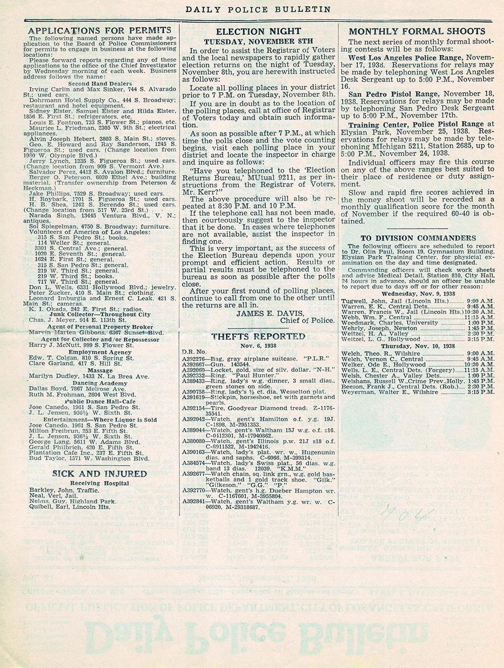 Police Bulletin November 9, 1938 page 2.jpg