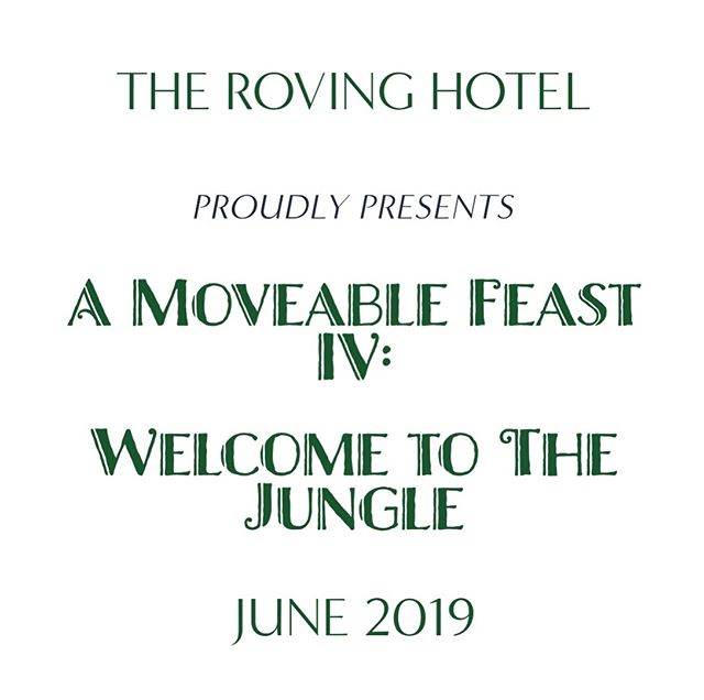 We are thrilled to announce that we are officially accepting inquiries for A Moveable Feast IV taking place this June in Nosara, Costa Rica. Head over to therovinghotel.com for all the info. The link, as they say, is in the bio.