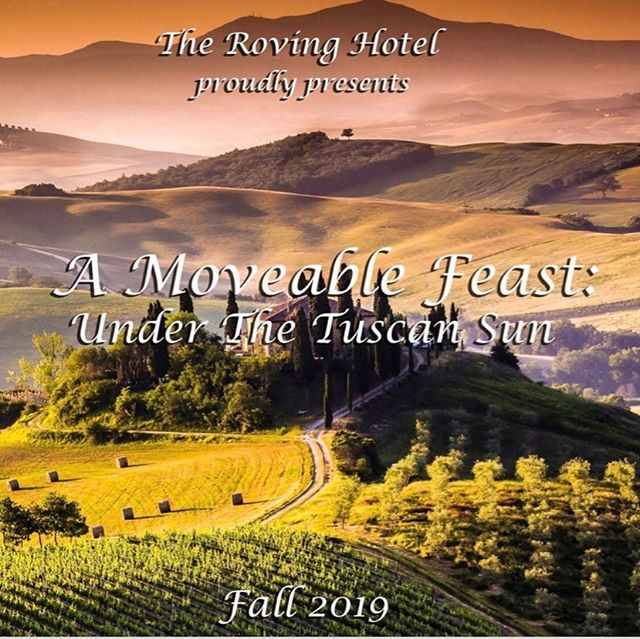 We are pleased to announce our next A Moveable Feast adventure, taking place in Tuscany in late September. If you would like more info, send us your email to receive the brochure.
