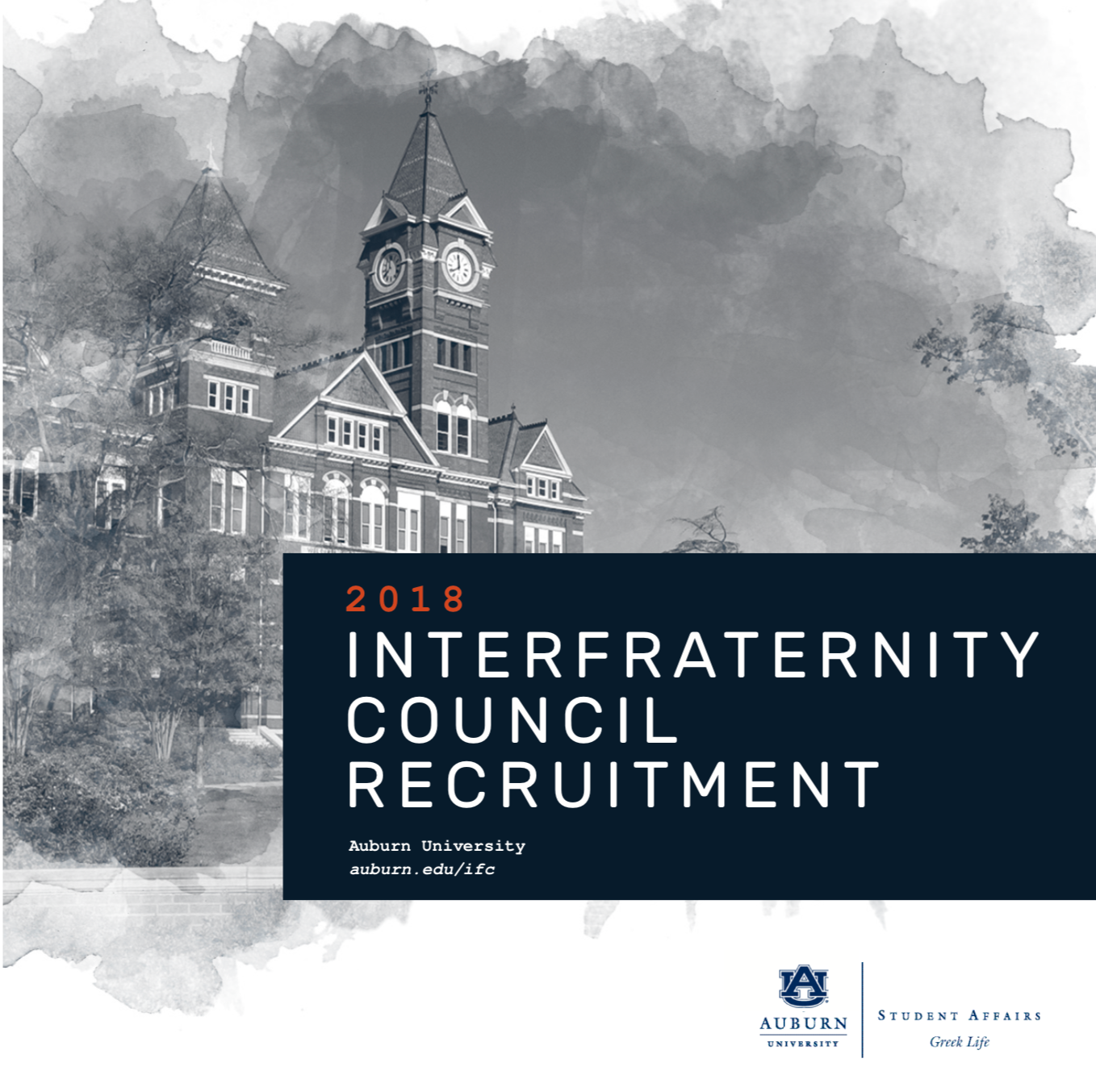 Interfraternity Handbook for incoming Freshmen interested in Greek Life, May 2018