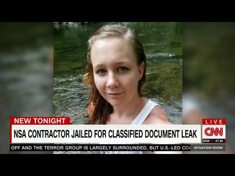 Yet another NSA contractor leaked classified information.