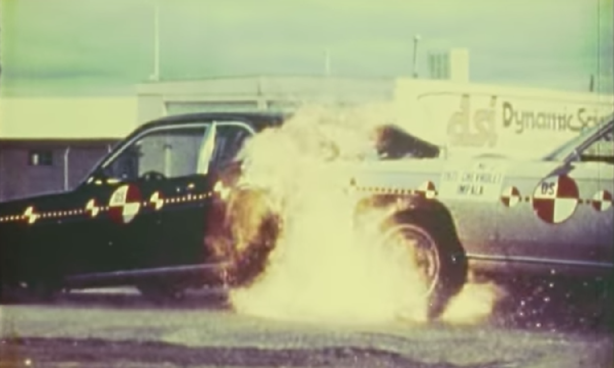 A Ford Pinto, when rear ended could explode and catch on fire