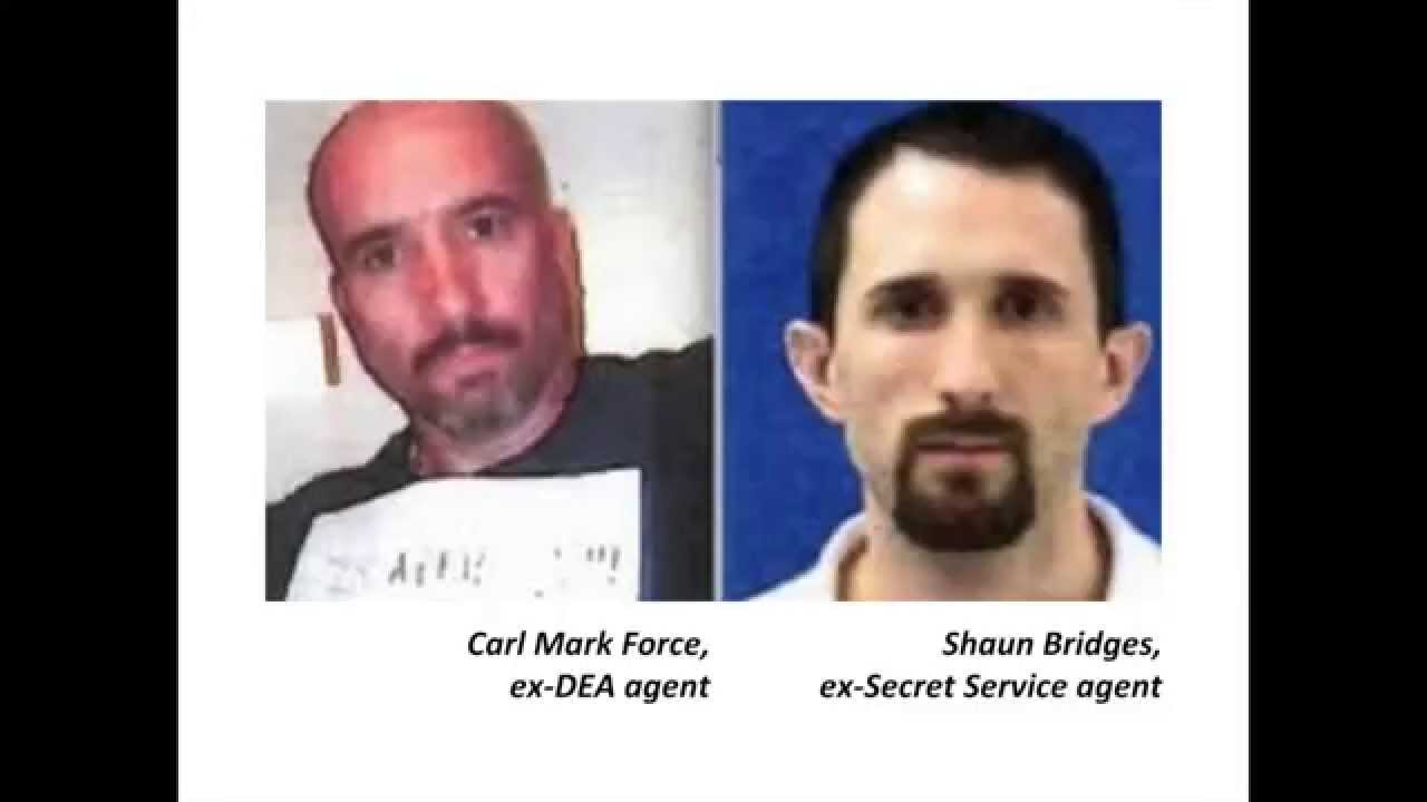 Two law enforcement agents were caught stealing Bitcoin from The Silk Road