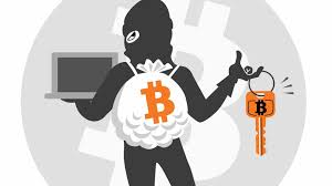 Cryptocurrency theft is on the rise