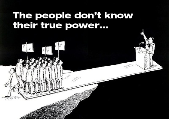 Power IS the people