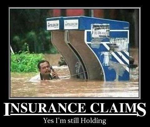 I hate calling insurance companies unless I absolutely have to