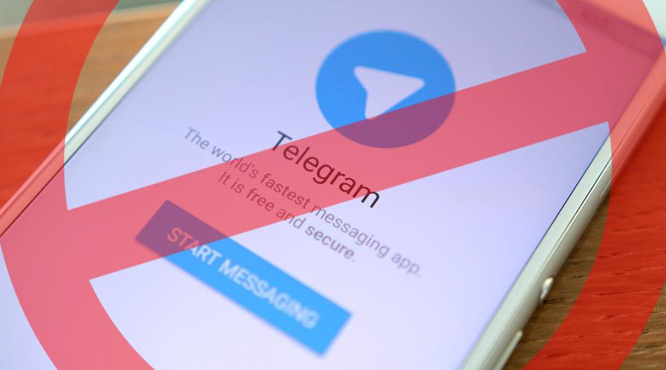 Signal and Telegram are not blocked applications, likely due to end-to-end encryption