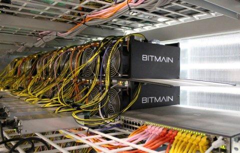 ASICs usd to mine Bitcoin