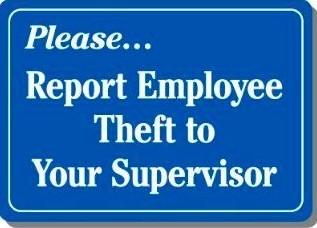 Employee theft can include the theft of electricity or computing resources for mining cryptocurrency