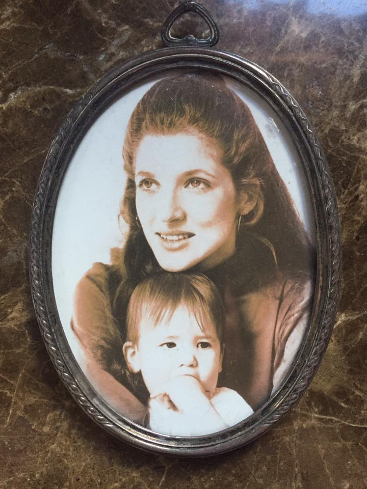 Julie & her mother Lucy Simon