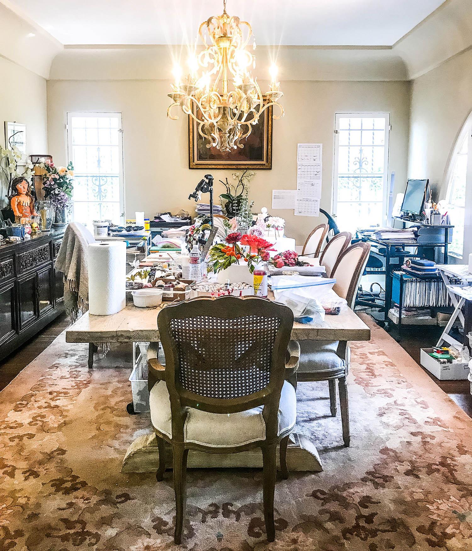 Julie's dining room