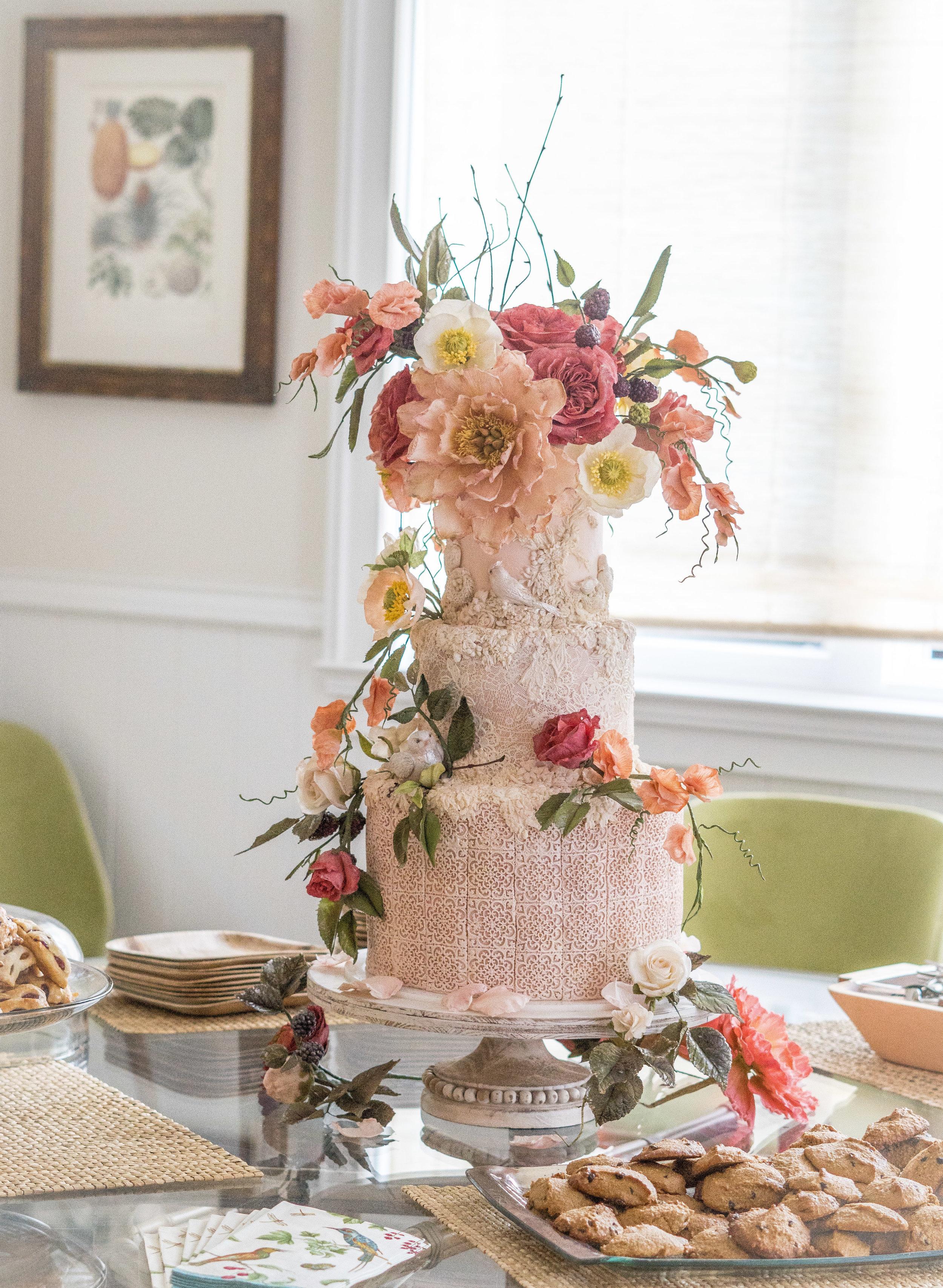 Lady Kinvara Balfour's Cake