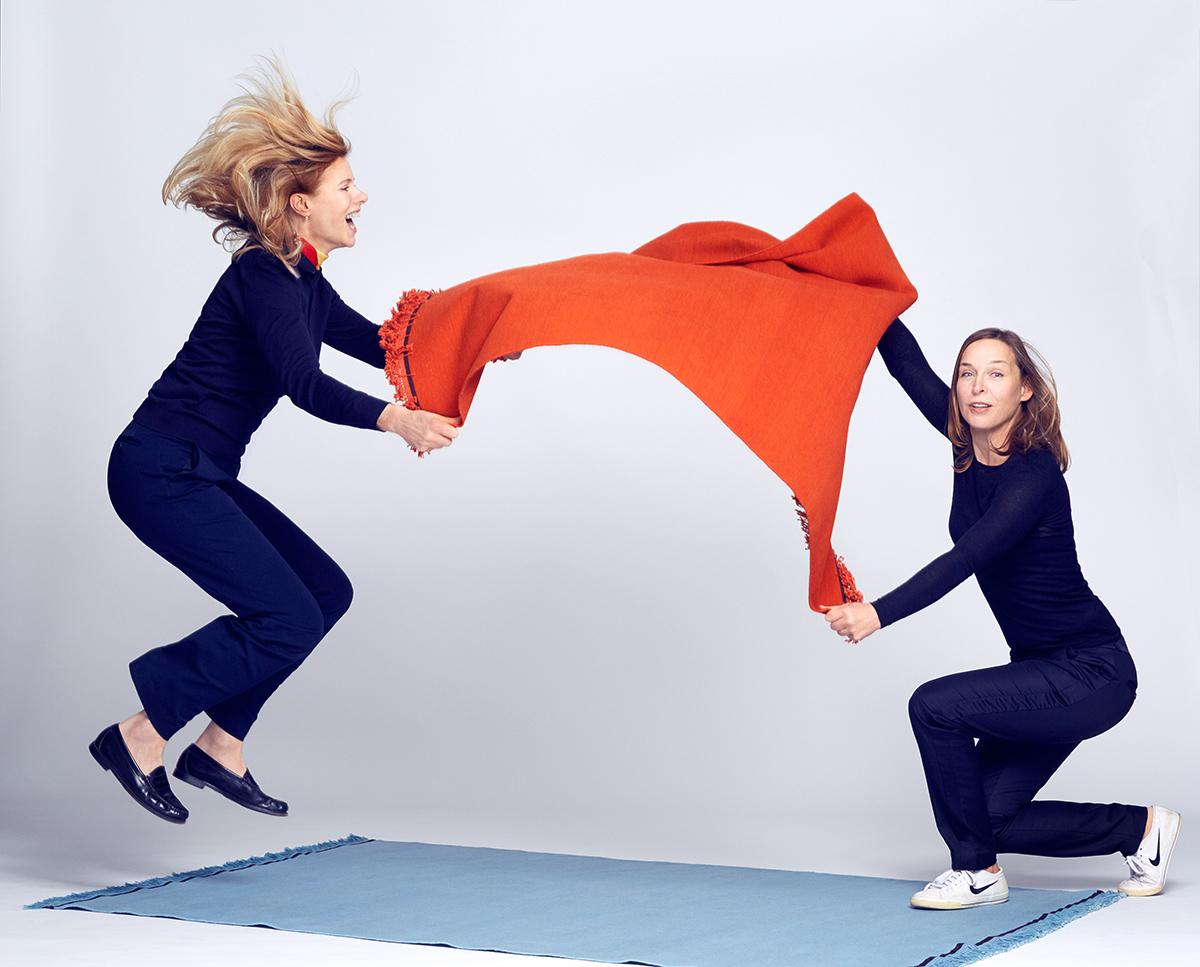 Franziska Reuber & Birgit Krah