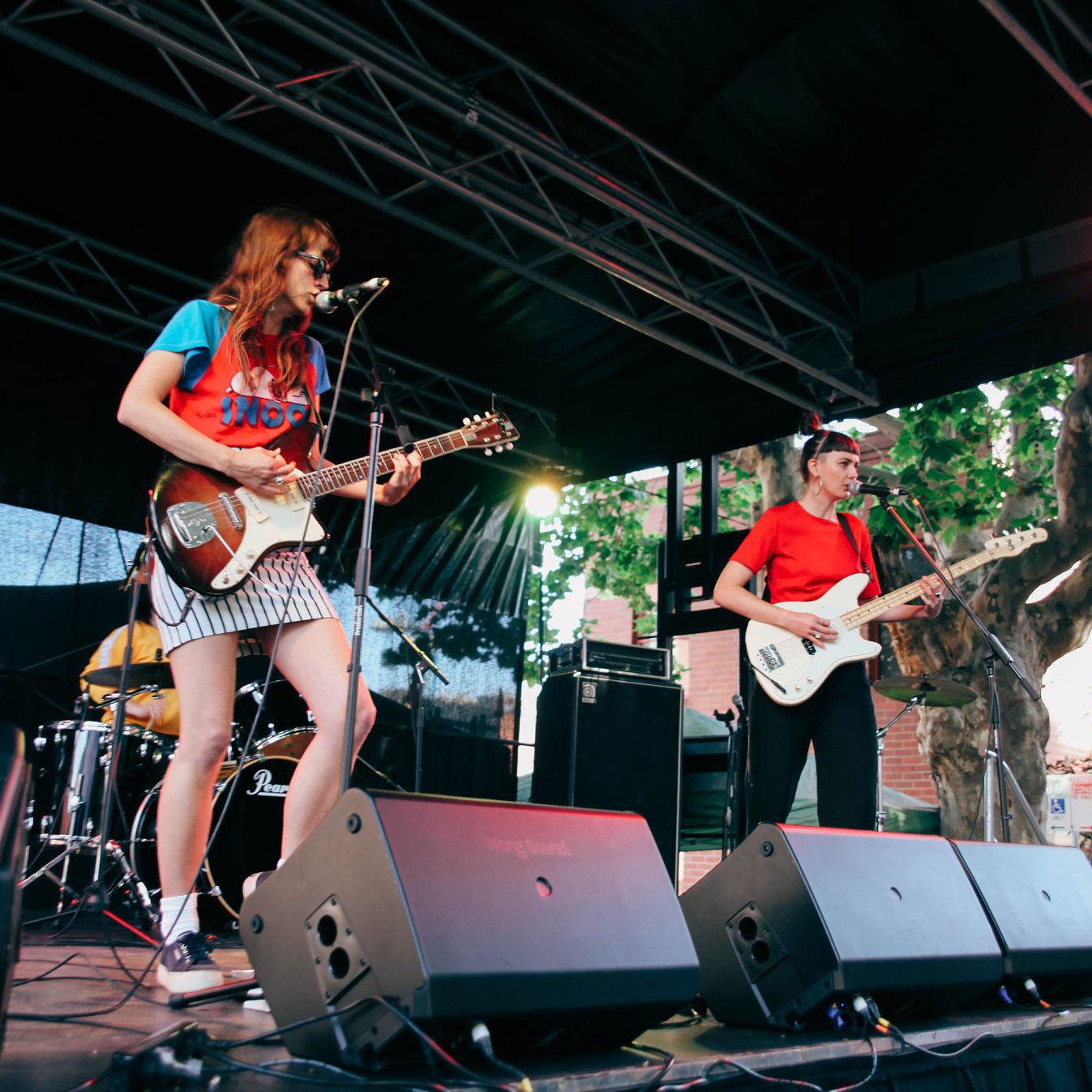 Nong Sound with MOD CON at Peel Street festival
