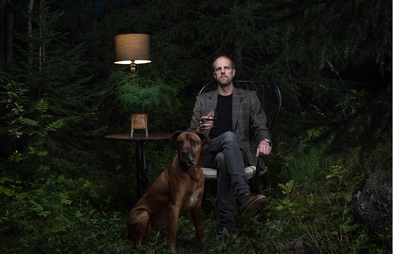 Marcus Thorhuus, grundare och VD hos Mina bästa Polare.