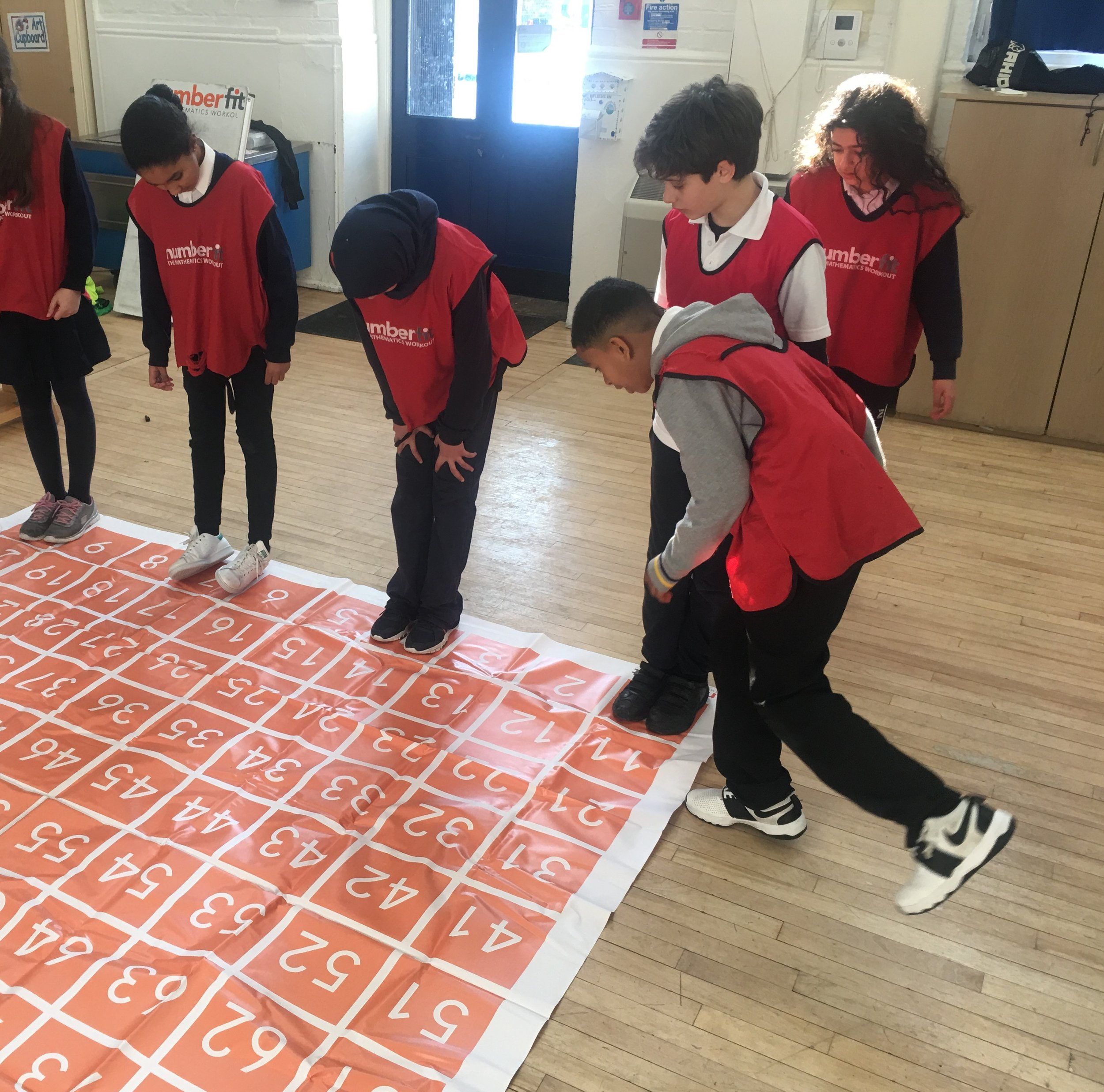 floor mat red year 6.JPG