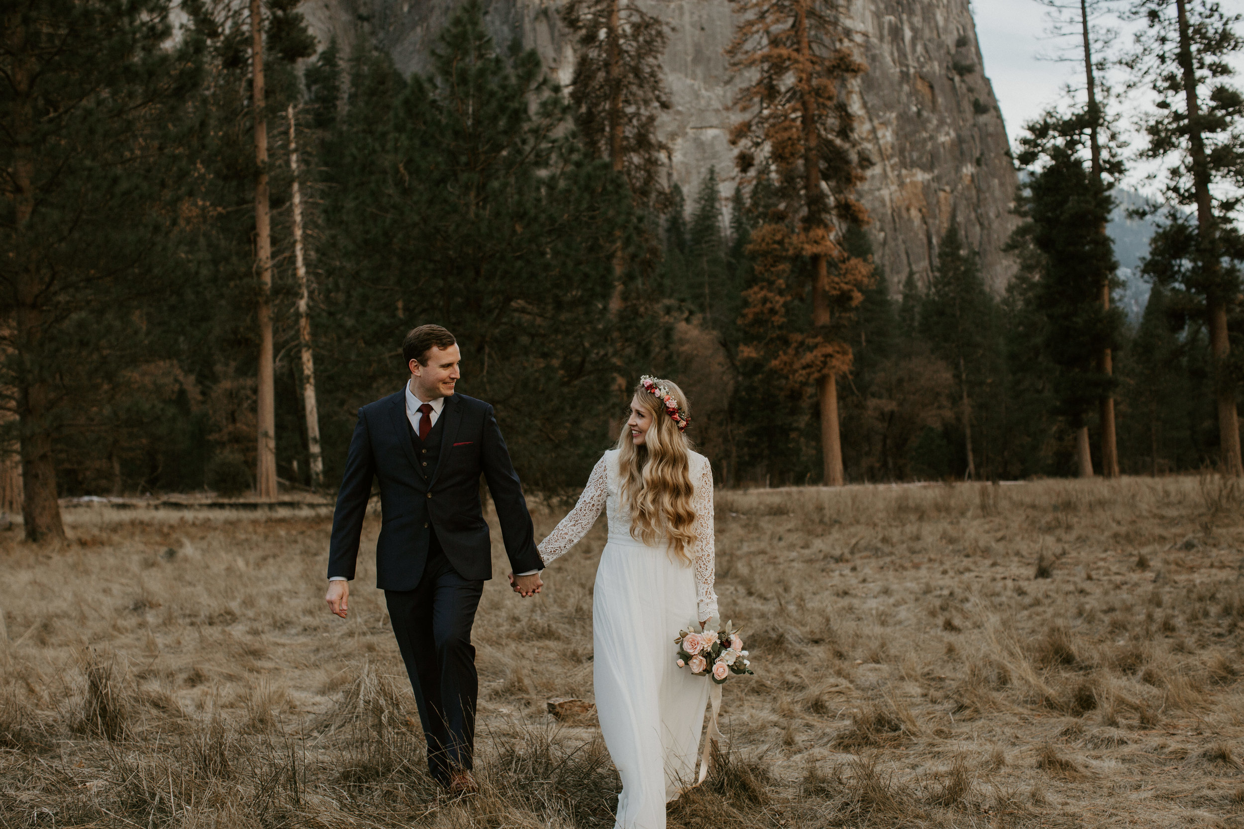 CELIA & WILL - ELOPEMENT