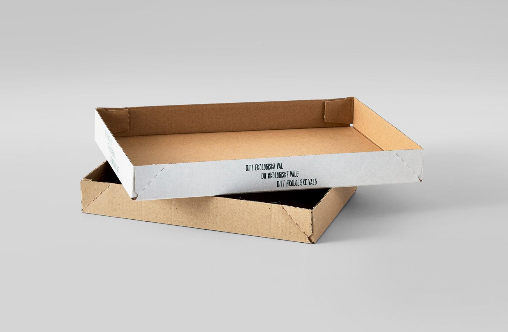 Den usædvanlig lave bakkekant – kun 30 mm – lader produkterne komme til deres ret på hylden