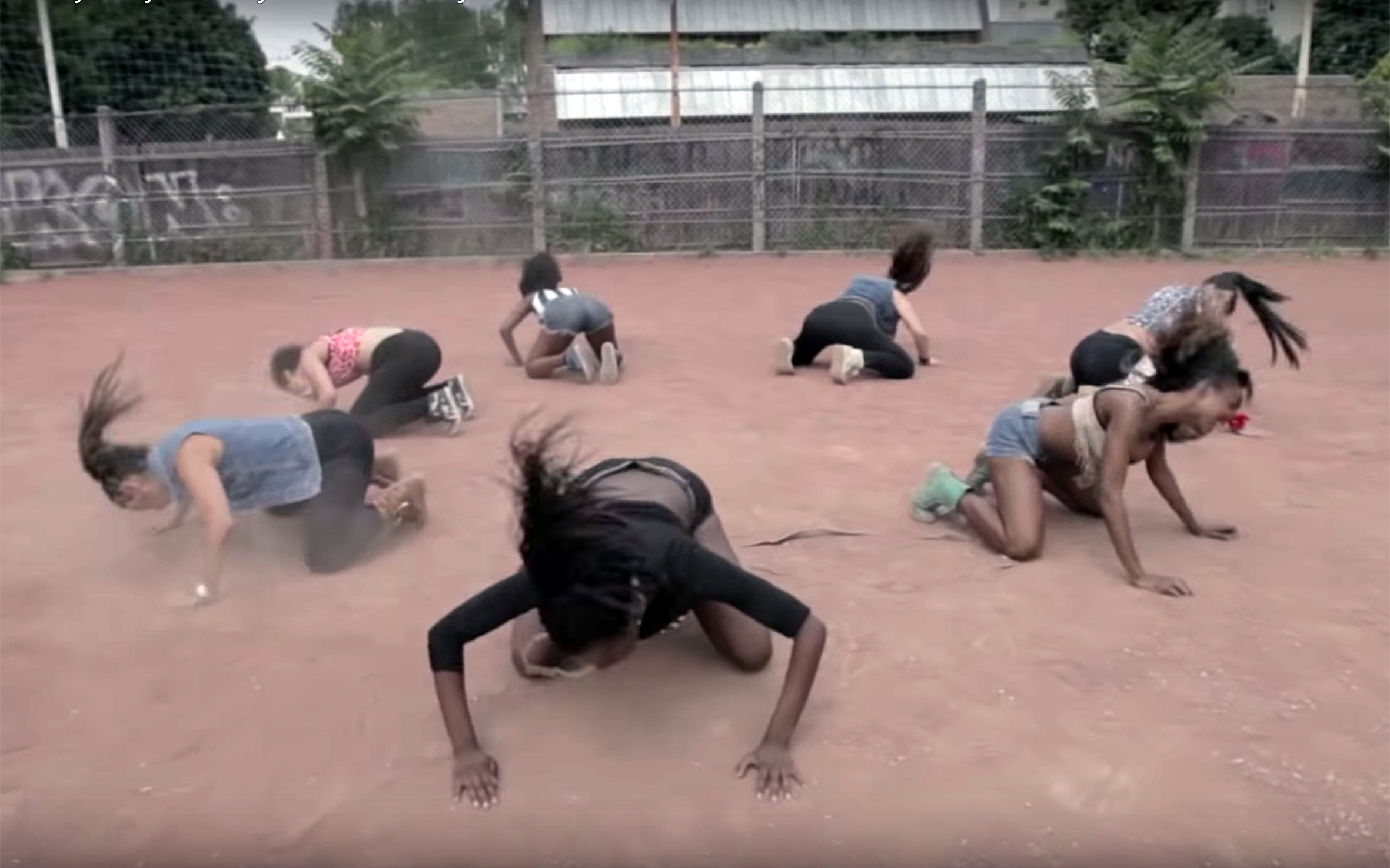 257.Dutty Wine / Jamaica / Guyana / Africa - Dutty Wine is an African-Jamaican dance, typically performed by young women. The dance originated in Jamaica as with many other dances like