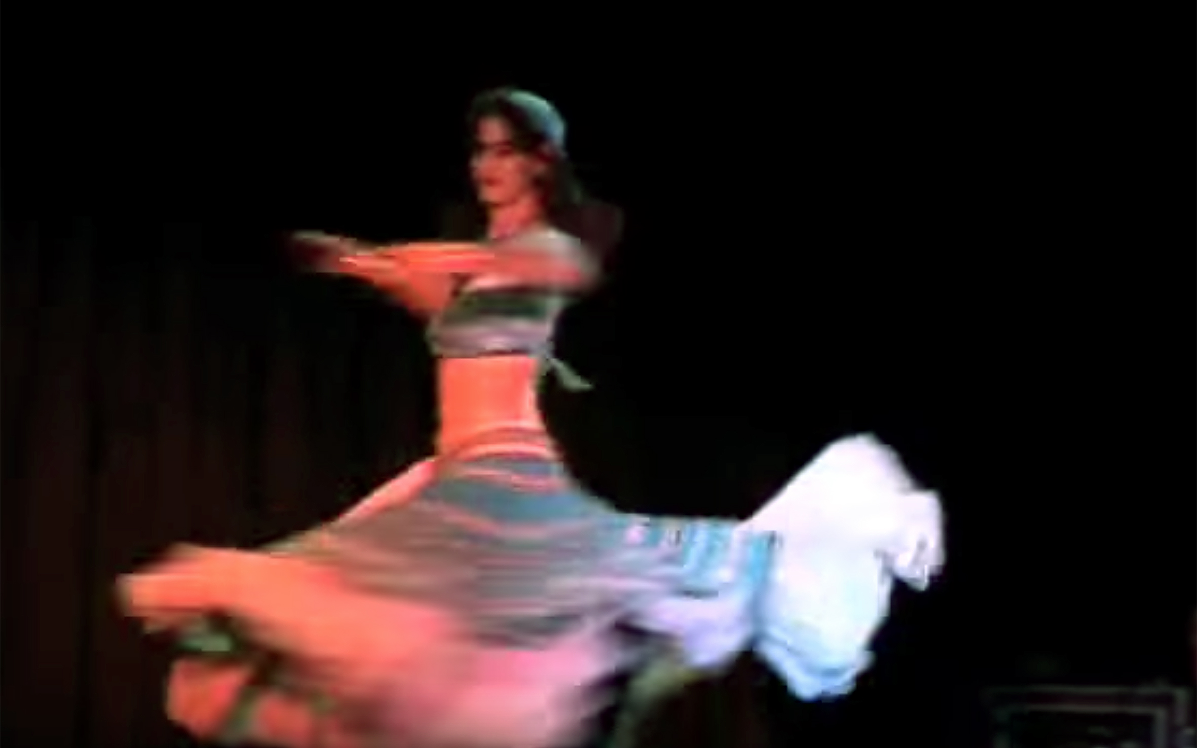 461.Karsilamas / Turkey - Karsilamas is a folk dance spread all over Northwest Turkey and carried to Greece by Greek refugees. The term