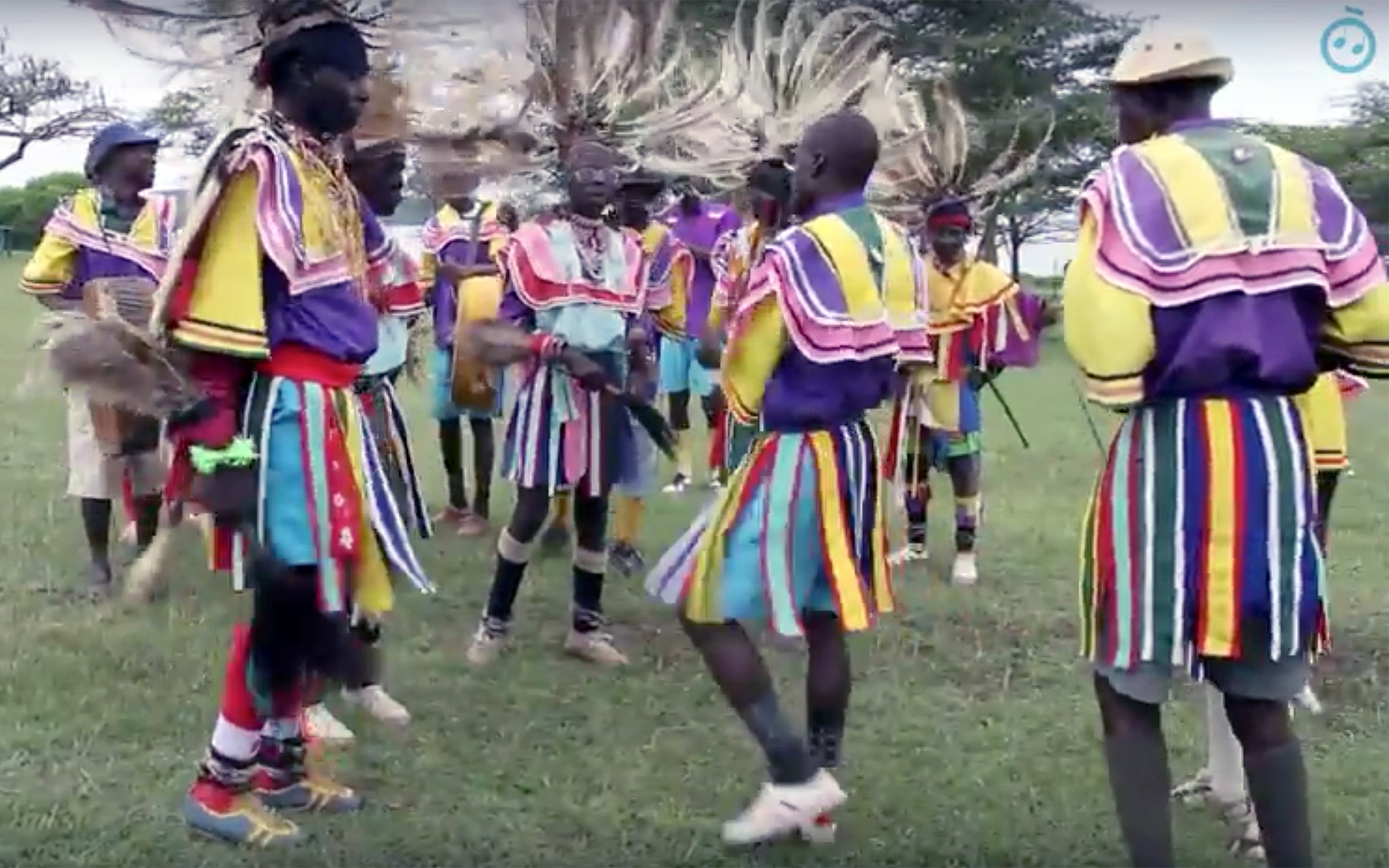 490.Kochia Dances / Kenya - Kochia Dances are traditional dances performed by the Kochia people from Kenya.