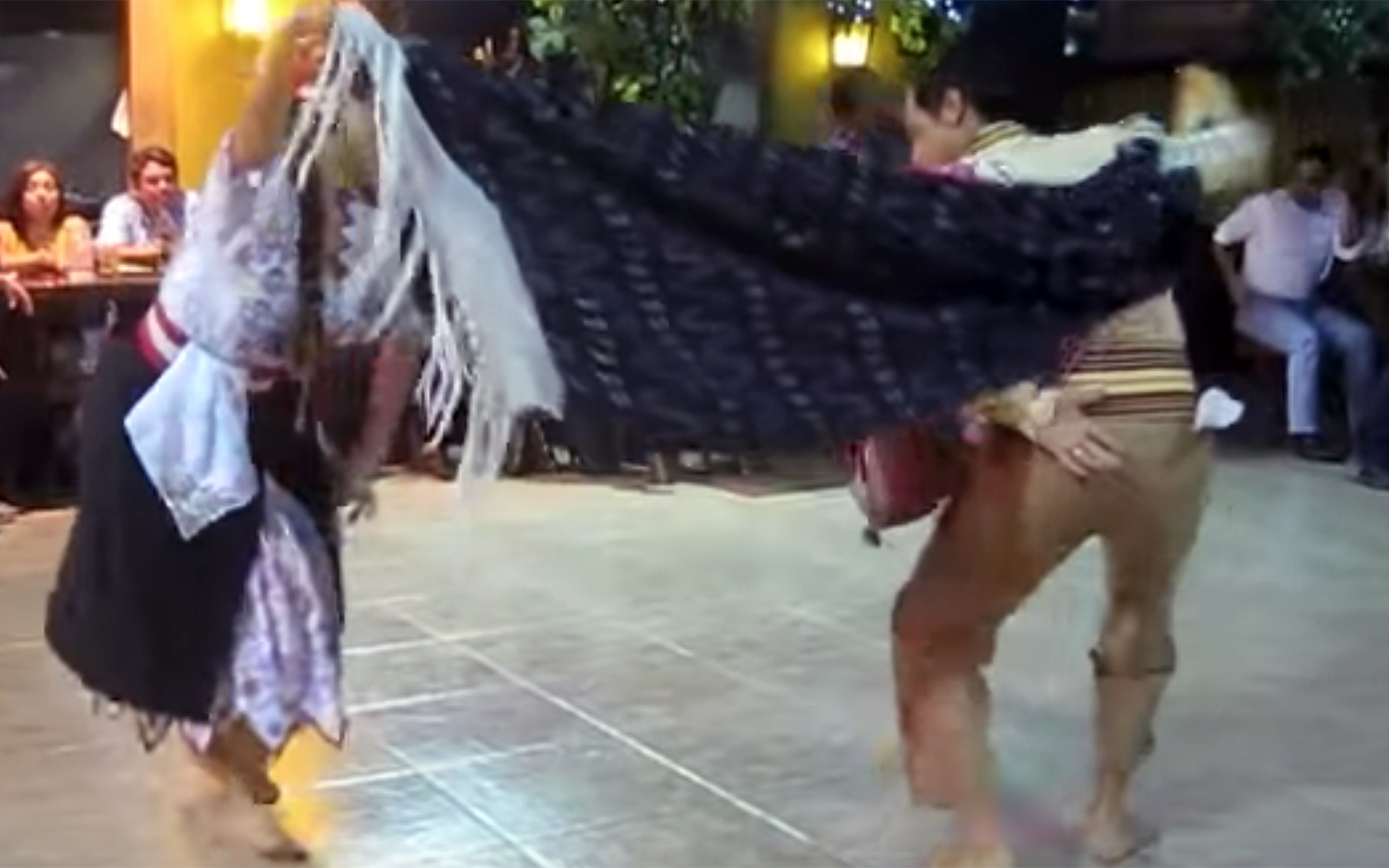 886.Tondero / Peru - Tondero is a Peruvian dance and musical genre. It is a native creation of the province of Morropón in the Department of Piura, and derived from the fusion of music brought by migrants from southern Spain and Eastern Europe, with the indigenous contribution, expressed in the introduction of the tondero, very similar to an indigenous Yaraví, as well as the African contribution, evidenced and externalised in the drum rolls.
