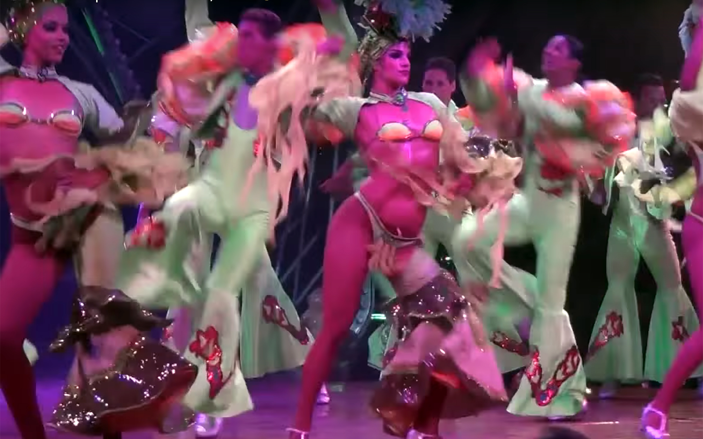 911.Tropicana DANCE / Cuba - Tropicana DANCE is a name for dance performances in the Tropicana Club, a world-known cabaret and club in Havana, Cuba. It was launched in 1939 at Villa Mina, a six-acre (24,000 m²) suburban estate with lush tropical gardens in Havana's Marianao neighbourhood. It is also well known for its exotic dancers and their performances.