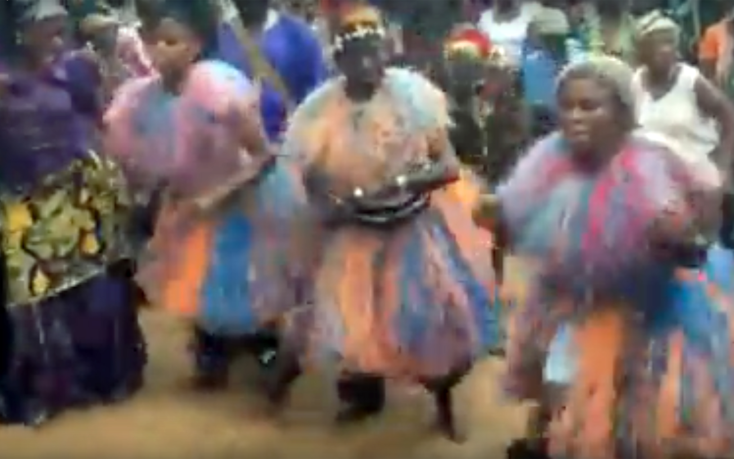 639.NGI / Cameroon - NGI a traditional dance from North West Cameroon