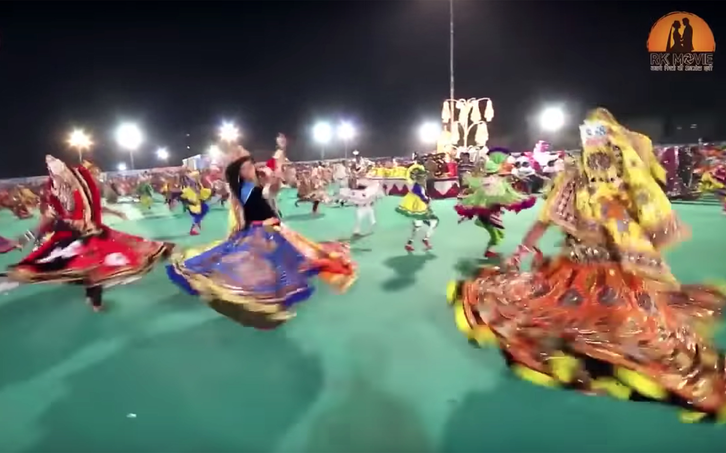 """317. GARBA / India - GARBA comes from the Sanskrit word for """"womb"""" and so implies """"gestation"""" or """"pregnancy"""" - life. Traditionally, the dance is performed around a clay lantern with a light inside, called a Garbha Deep ("""
