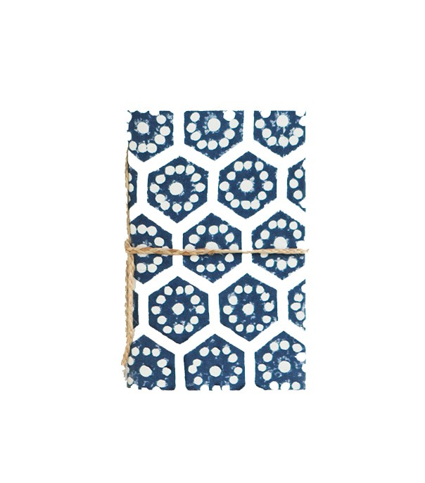 Jamini Design - Petit carnet indien