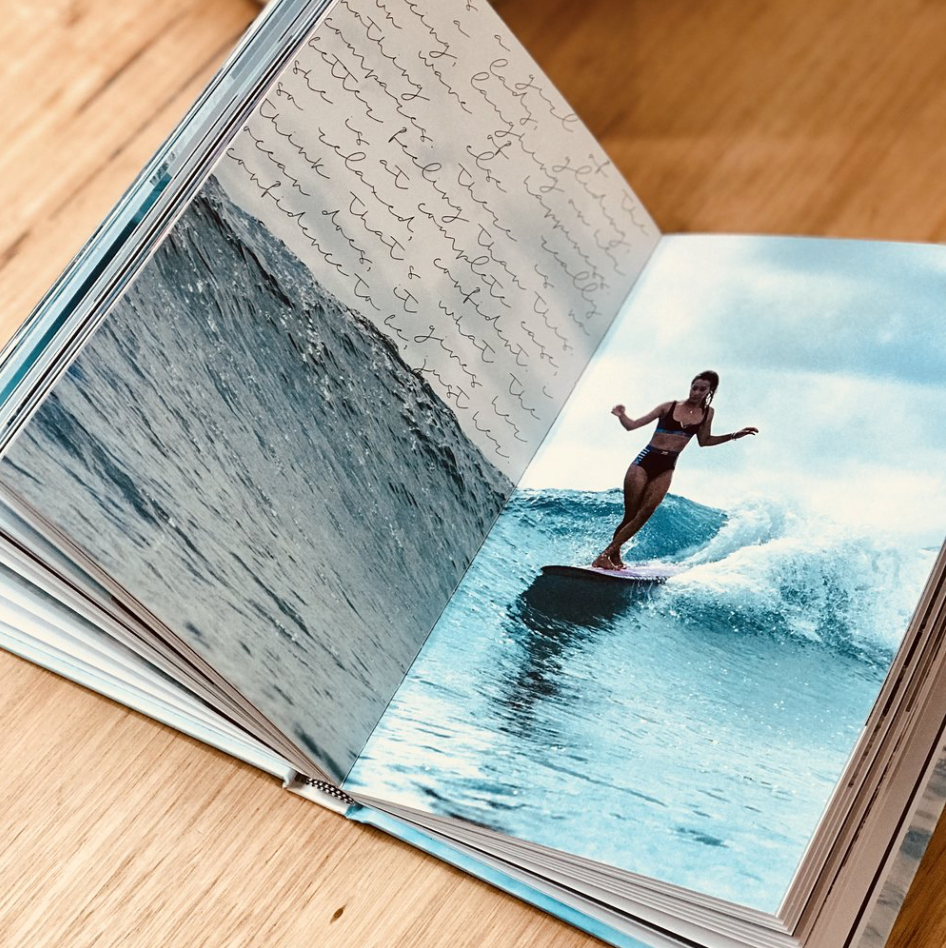 Her wave - book by Cait Miers