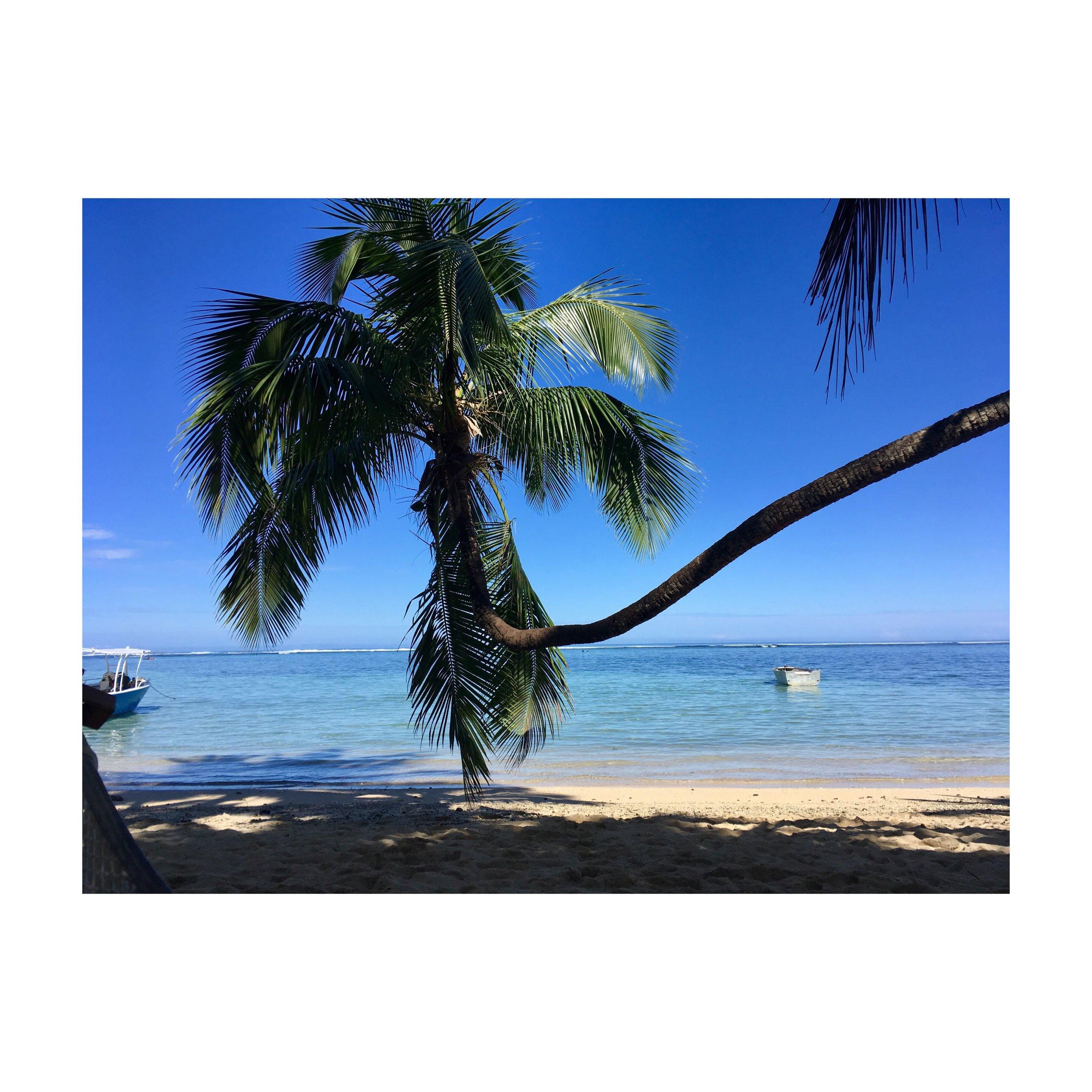 Petit séjour au paradis - Fiji - 2018