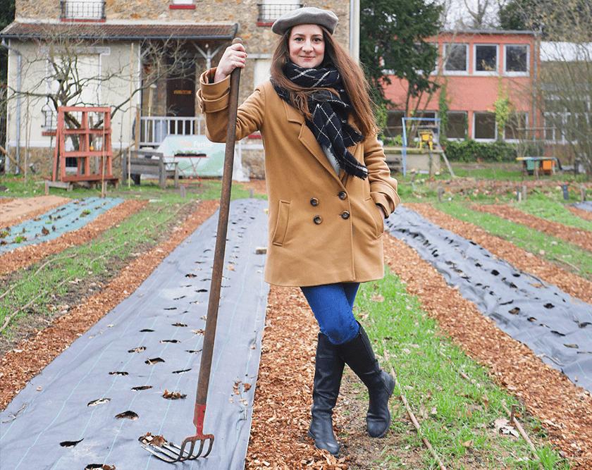 Clara   Béniac  - Des séjours en  campagne  pour découvrir les secrets de la  fabrication  du  fromage  , du  cognac  et du  pain  avec  Oh   La   Vache  !