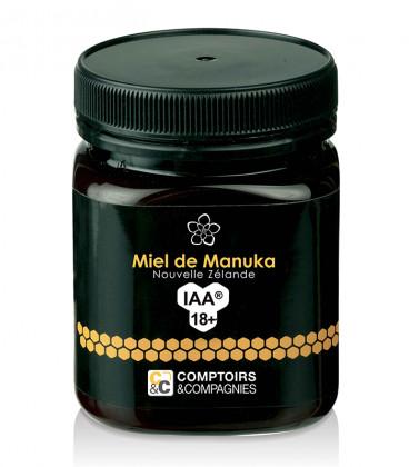 Miel de Manuka - à appliquer 1 soir / 2 -pendant 20'