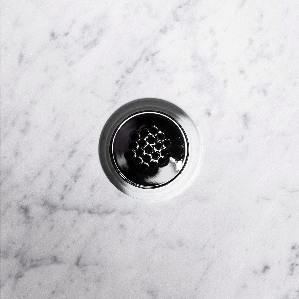 Cache bonde lavabo - ouvert