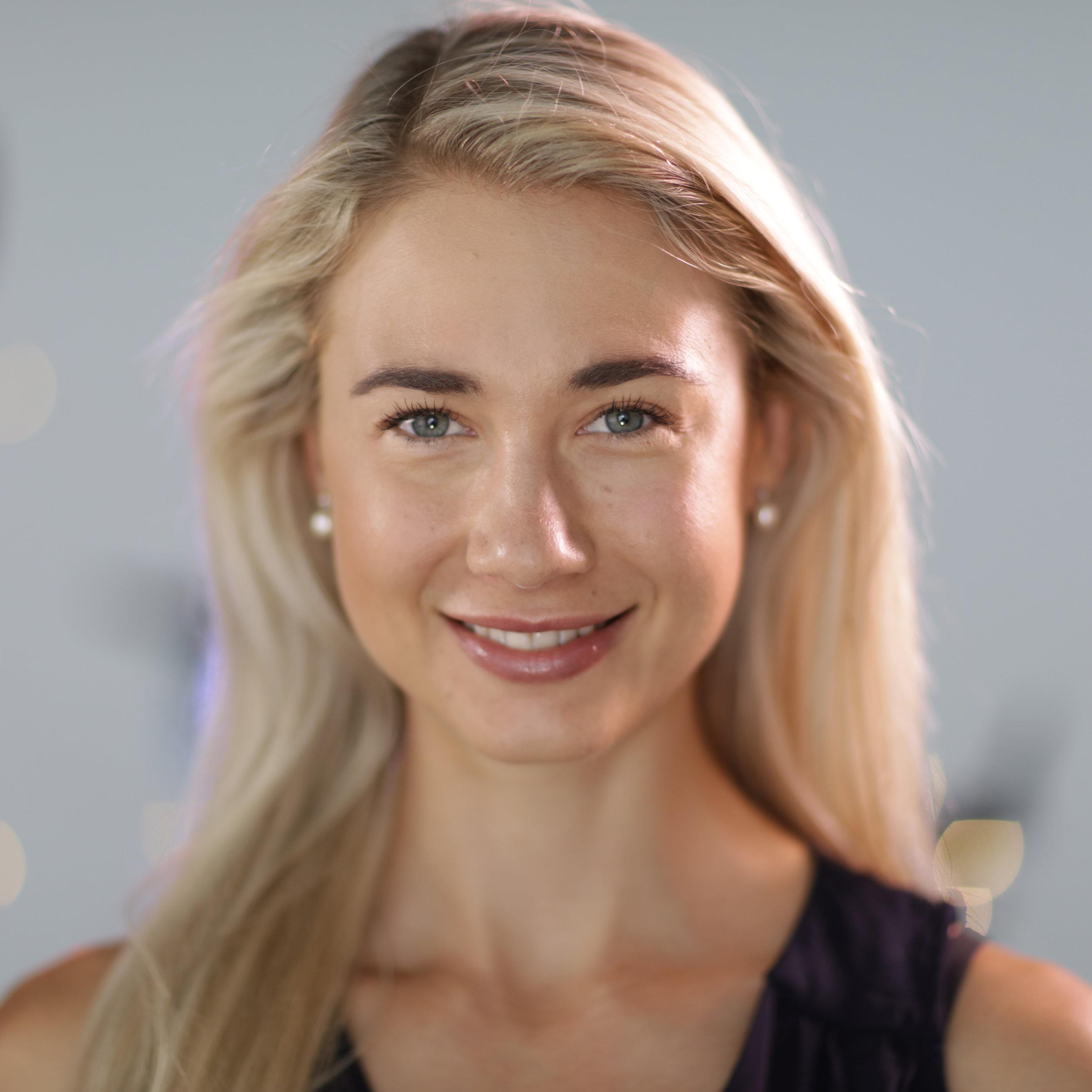 Editor and Wellness Expert Amy Benn
