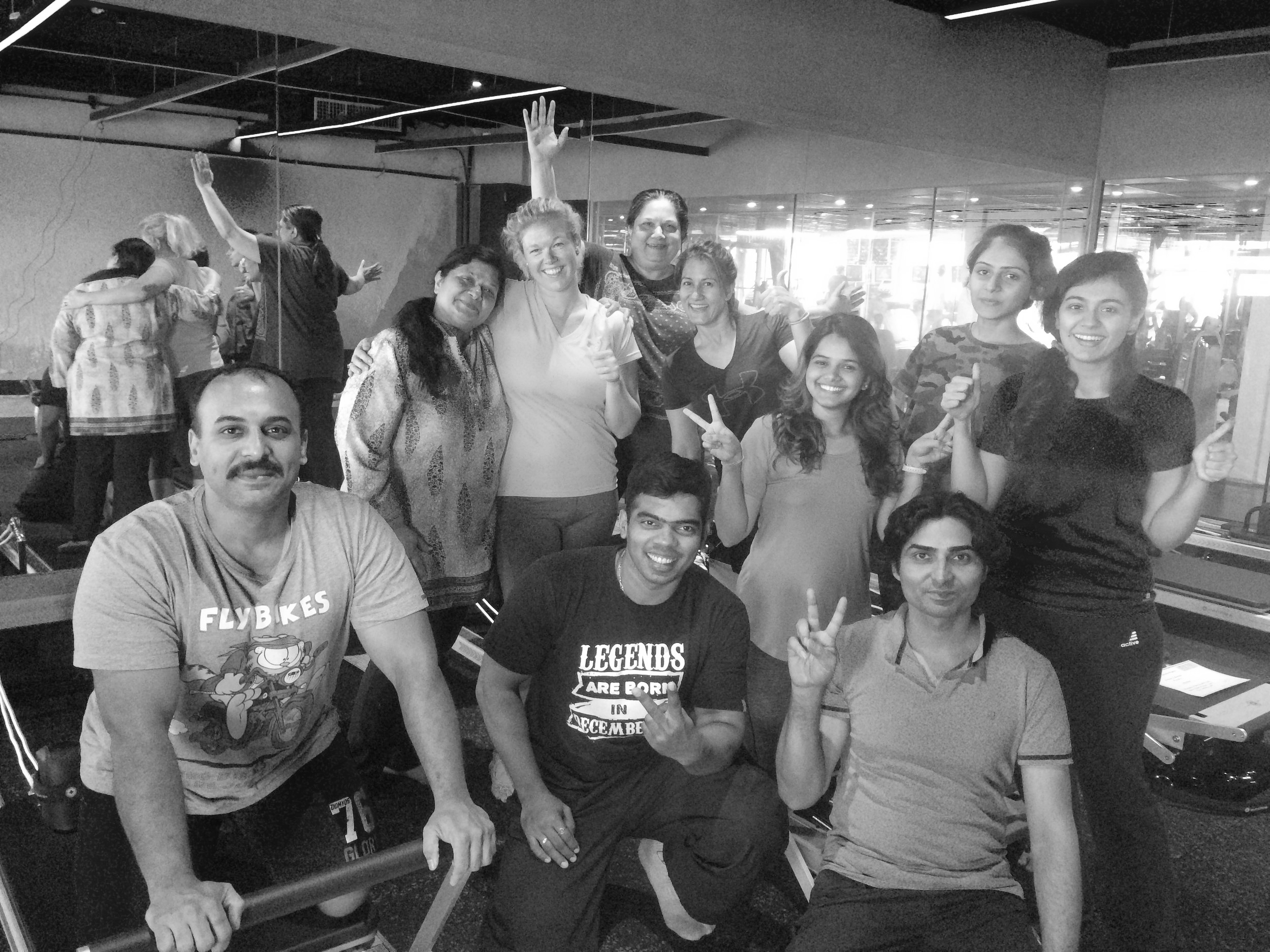 pilates teacher training mumbai Anjali Sareen master trainer