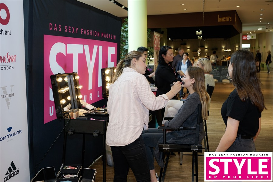 Style Up Your Life Lounge im Shopping Nord Graz / Foto: Felix Riechelmann