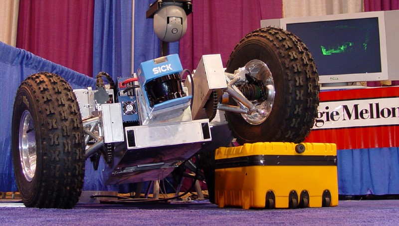 Cave Crawler Applying intelligent automation