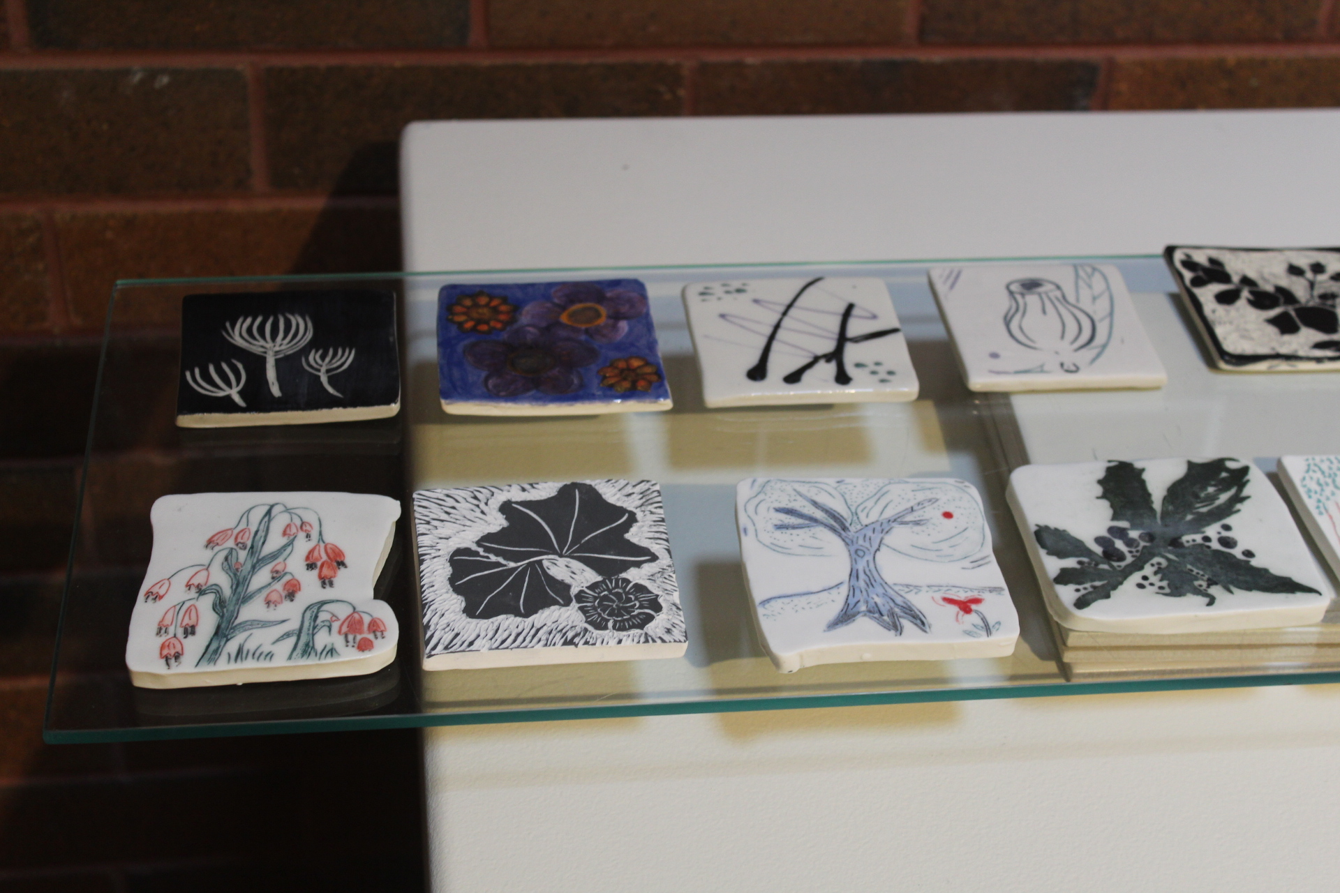 Works by Stanthorpe Pottery Club workshop participants
