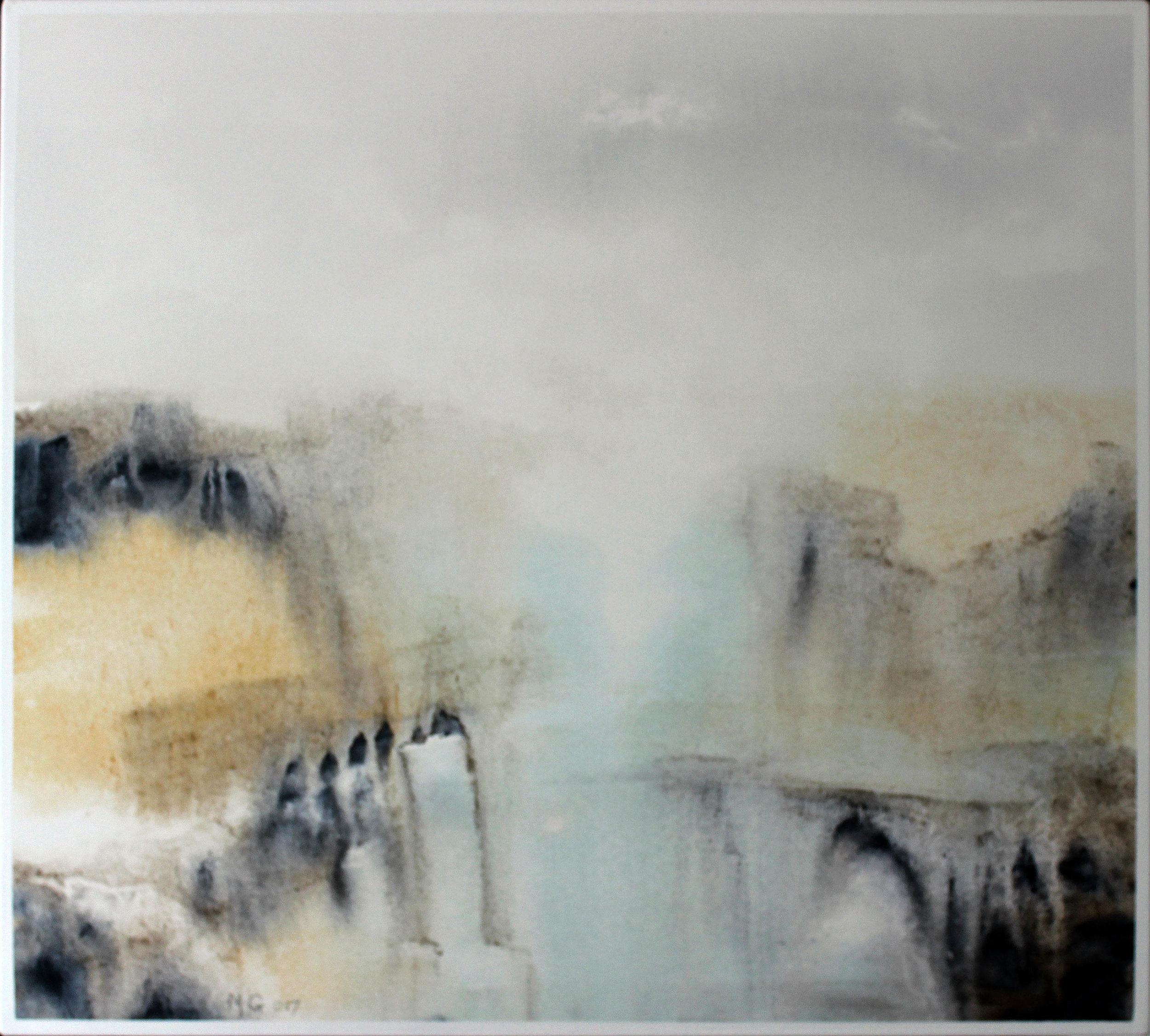 4. GALLAGHER_Martin_Shangrila Morning_76cmx76cm_Acrylic on Canvas.jpg