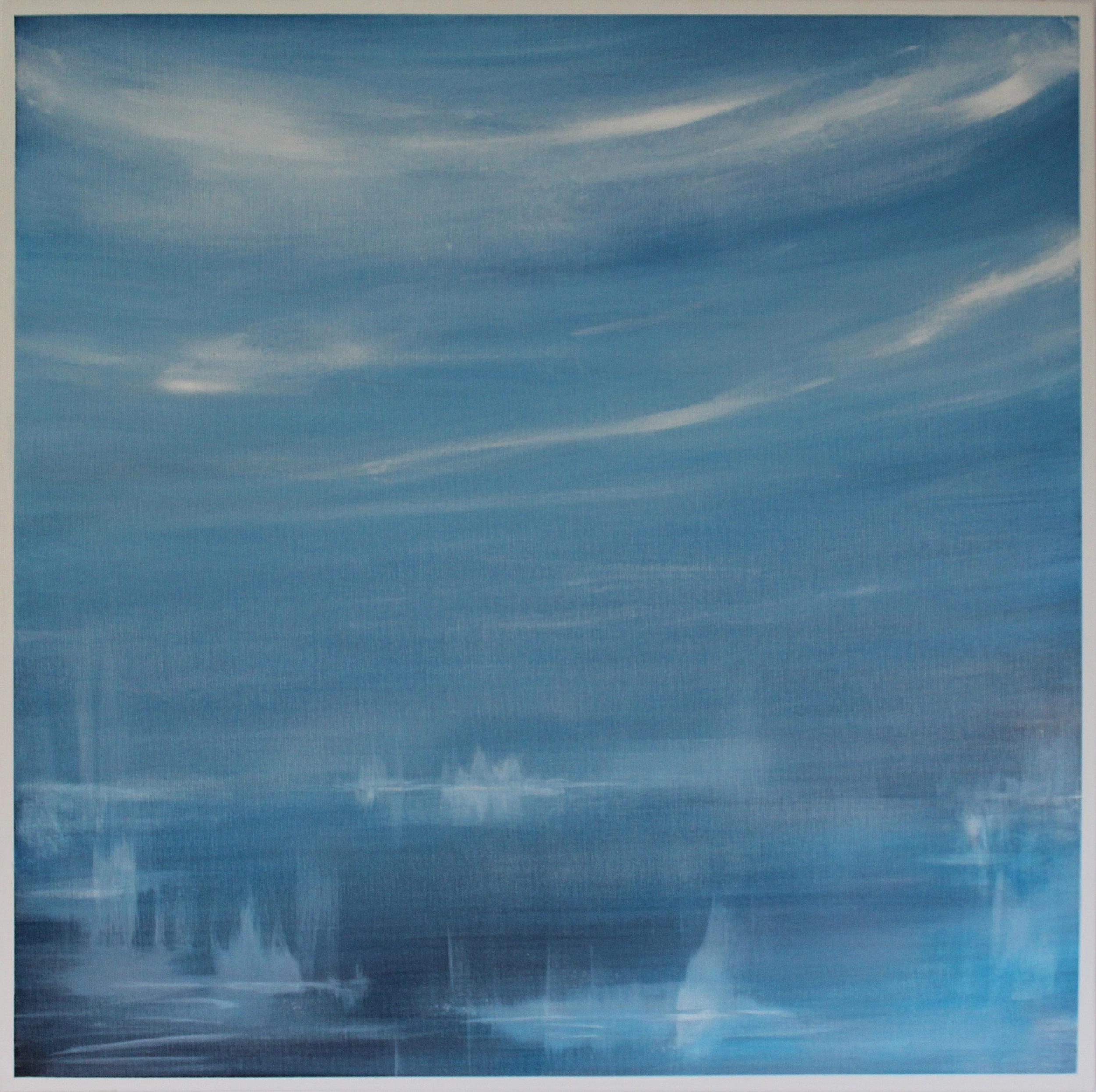 9.. GALLAGHER_Martin_Arctic Morning_Acrylic on Canvas_76cmx76cm.JPG