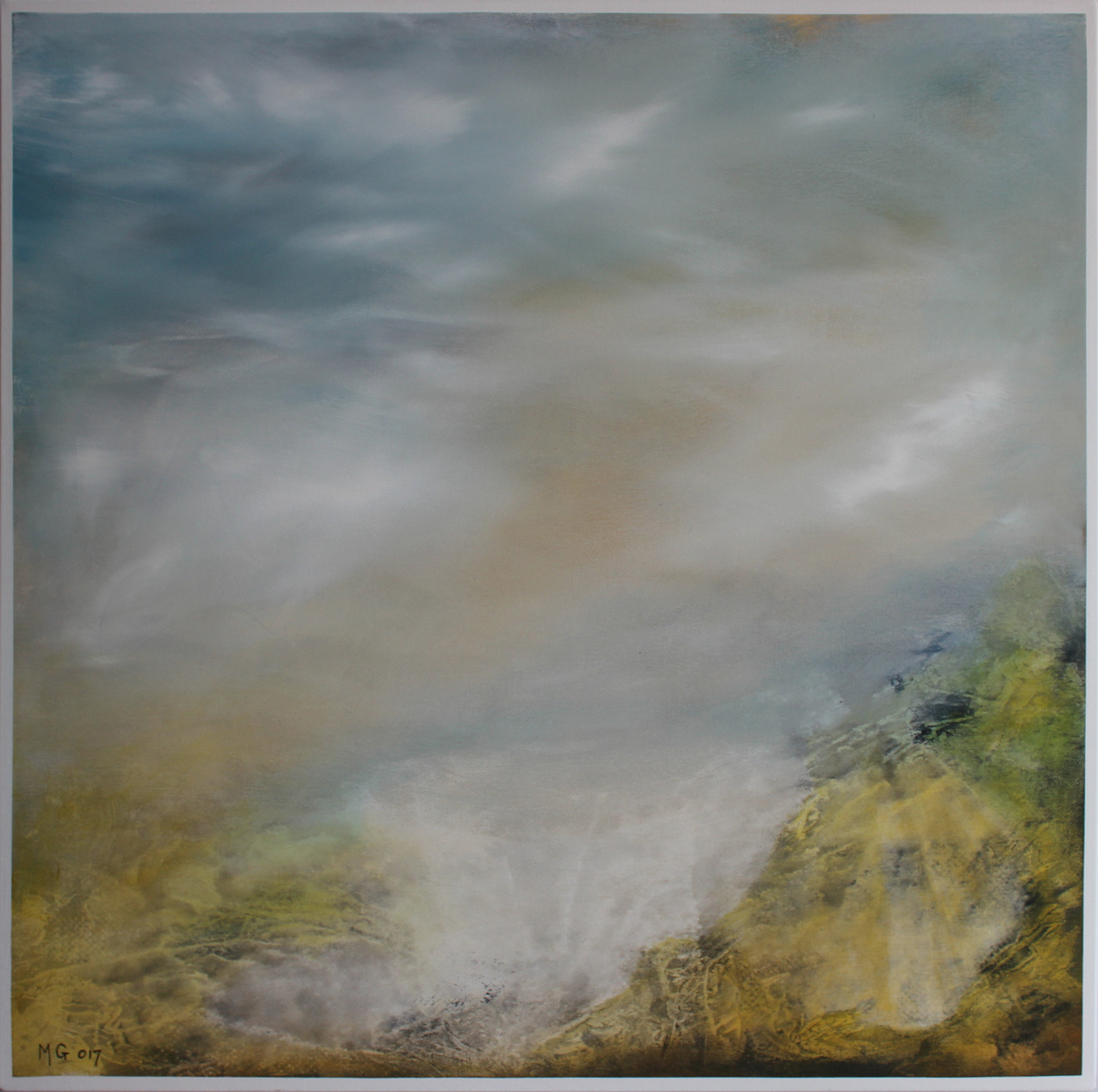 10. GALLAGHER_Martin_On the Road to Shangrila_Acrylic on Canvas_91cmx901cm.JPG