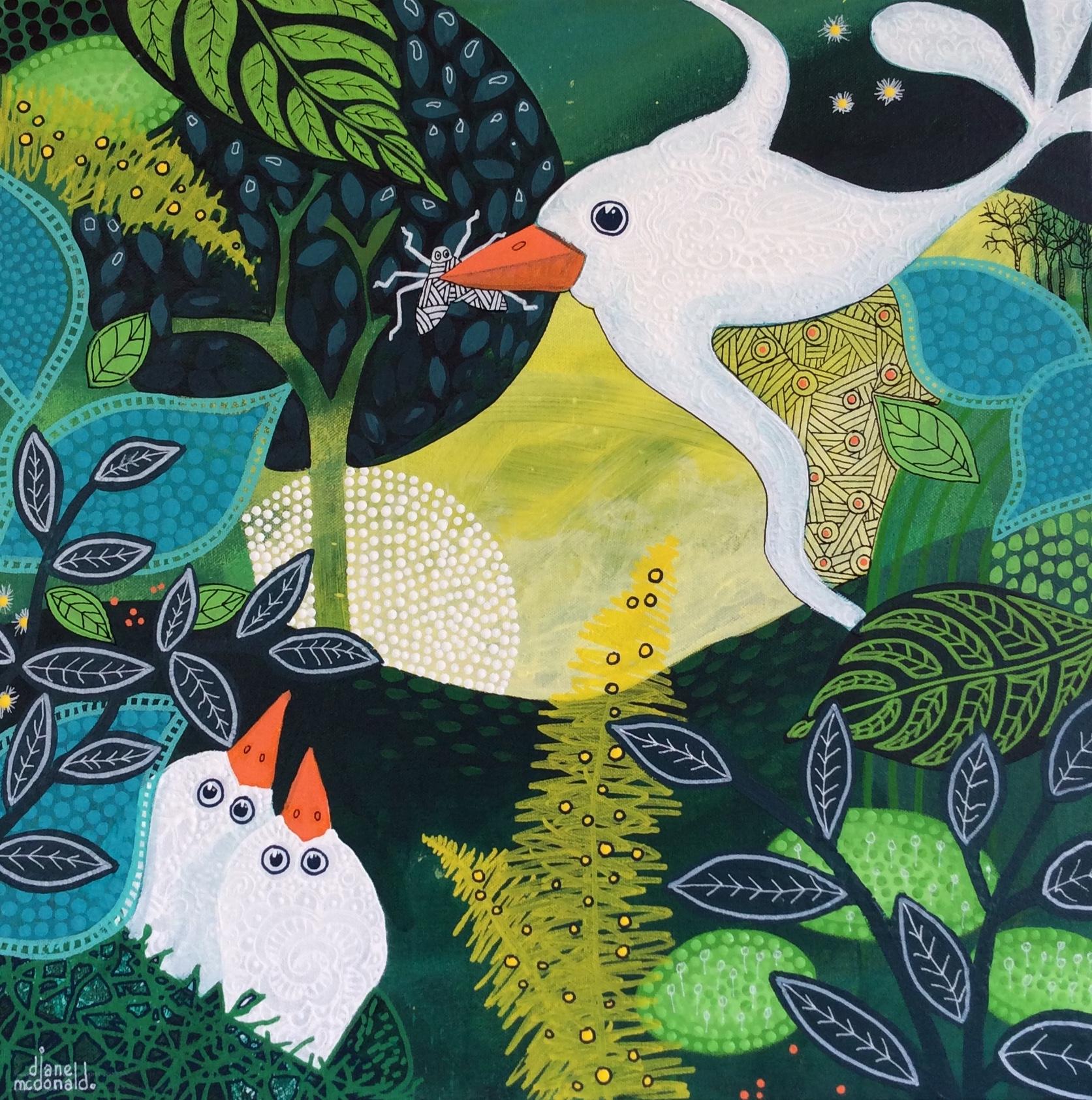 The Return by Diane McDonald