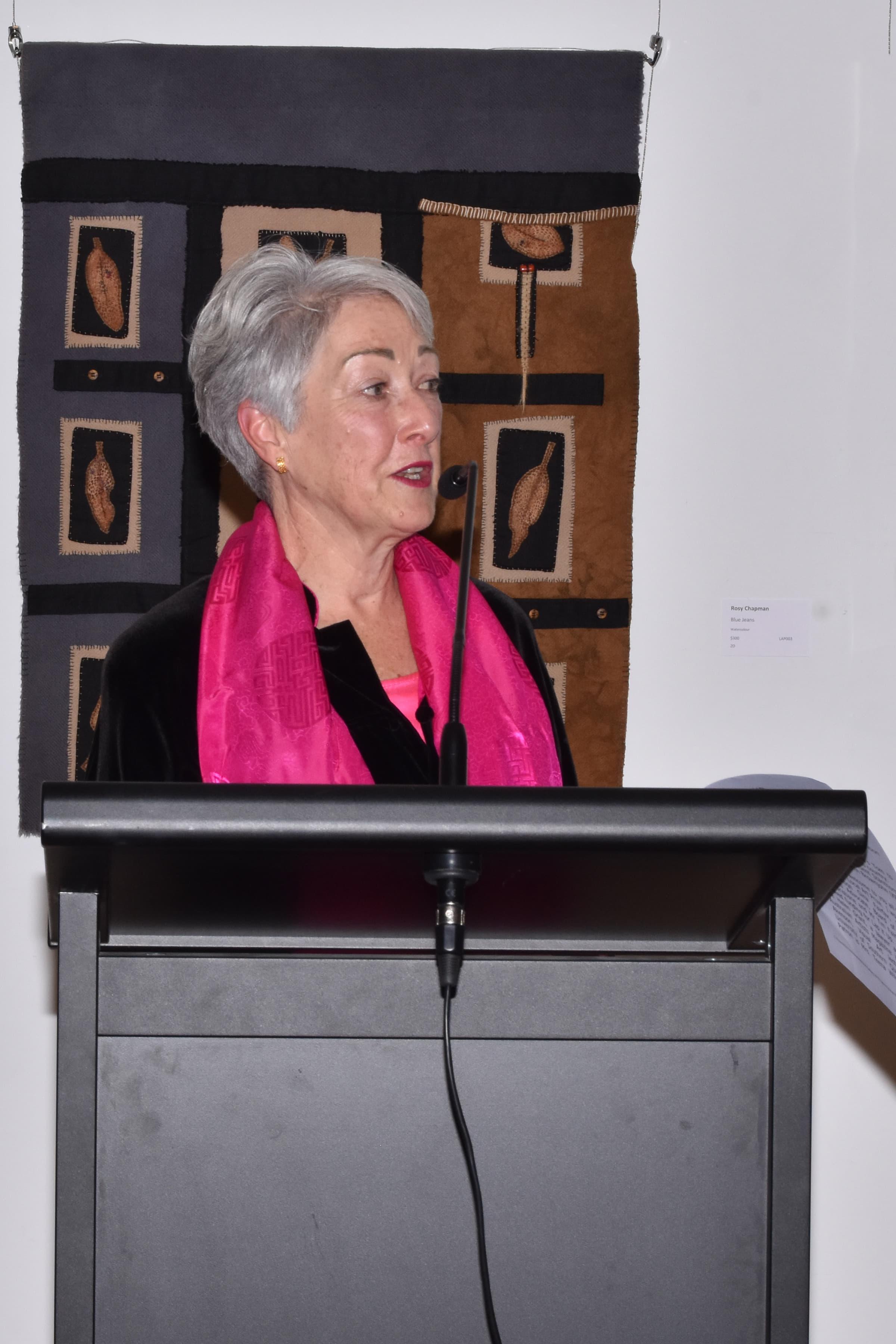 Lord Mayor, Tracey Dobie