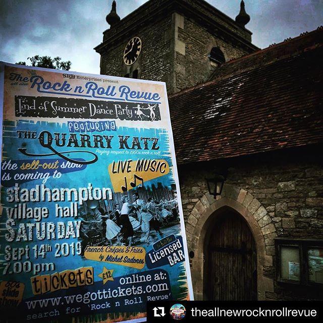 "🎵😈 #Repost @theallnewrocknrollrevue ・・・ ""Don't be late for church. See you here Saturday 14th Sept 7pm 🎸🎹🥁🎷😈🎵 #ChurchOfRocknRoll #RocknRoll #TheMusicOfTheDevil """