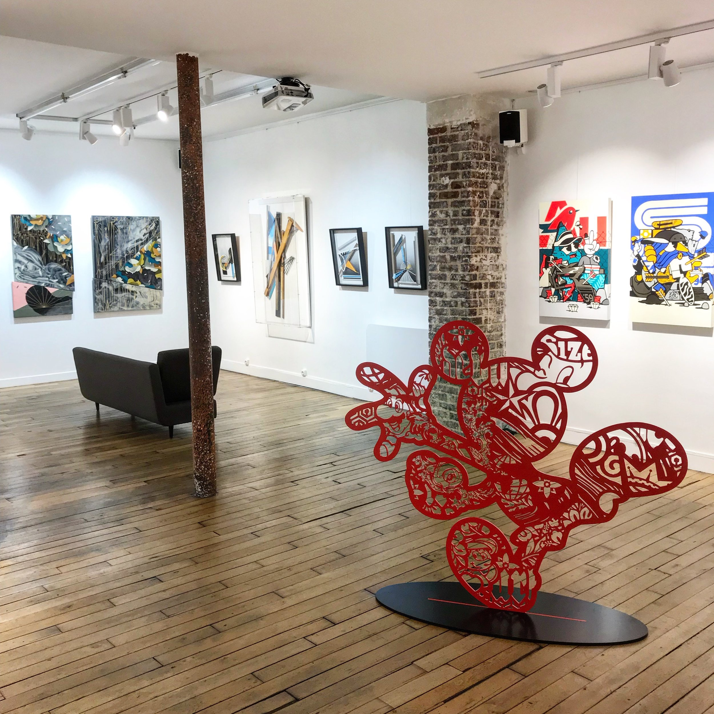 Exposition - Kolly & Happy Gallery